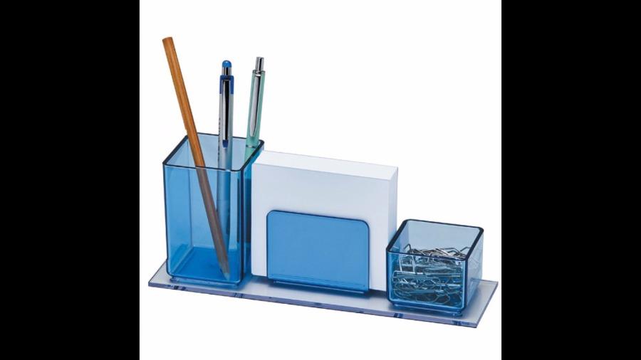 Porta canetas em Acrílico